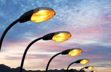 Уличные фонари в Санкт-Петербурге