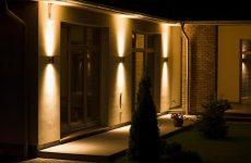 Архитектурные светильники: особенности